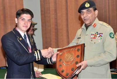 مری، سوئی، جہلم کے ملٹری کالجز فوج کی نرسریاں ہیں: آرمی چیف