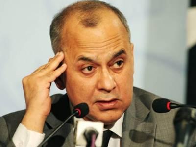 بھارت پاکستان پر الزامات سے گریز ۔ مذاکرات بحال کرے۔ سلمان بشیر