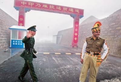 لداخ میں بھارتی فضائیہ کے طیاروں کی نگرانی کی خاطر راڈار سٹیشن قائم نہےں کےا: چین
