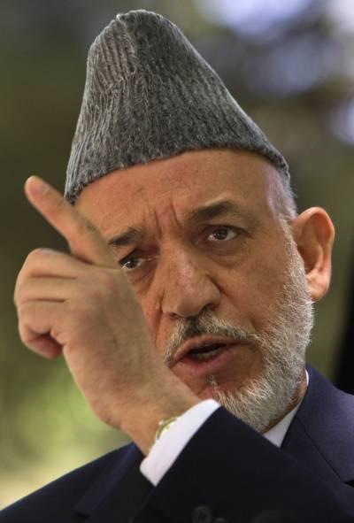 افغان صدر کرزئی کی ہدایت پر ننگرہار جیل سے متعدد قیدی رہا