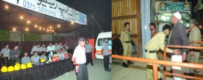 9 محرم کیلئے سیکیورٹی کے غیر معمولی انتظامات کئے ہیں' شاہد ندیم