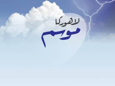 لاہور کا موسم