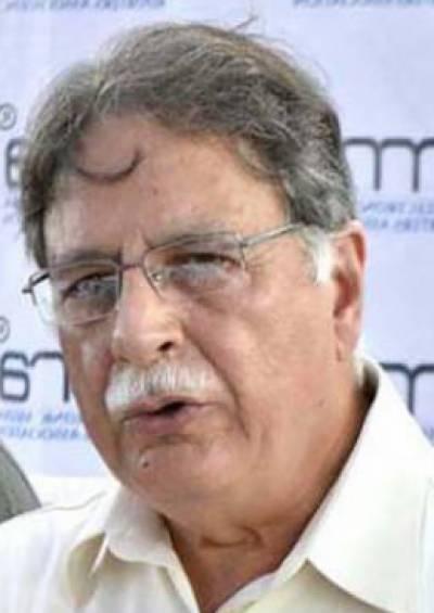 میرے خلاف تشدد پر اکسانے کا مقدمہ عمران کیخلاف درج کرایا جائیگا : پرویز رشید