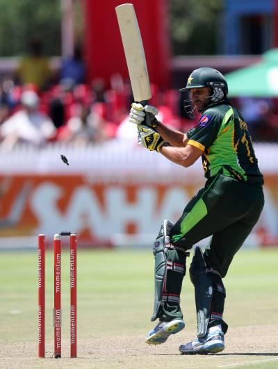 پاکستان نے جنوبی افریقہ کو پہلے ون ڈے میں 23 رنز سے شکست دیدی