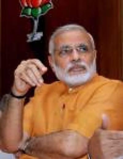 نریندر مودی کی کرسی خریدنے کیلئے دو انتہا پسند متوالوں میں ''جنگ'' لاکھوں روپے بولی لگا دی