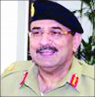 سینئر ترین لیفٹیننٹ جنرل ہارون اسلم نے ریٹائرمنٹ لے لی