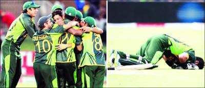 پاکستان نے جنوبی افریقہ کو ہرا کر پہلی بار ون ڈے سیریز جیت لی