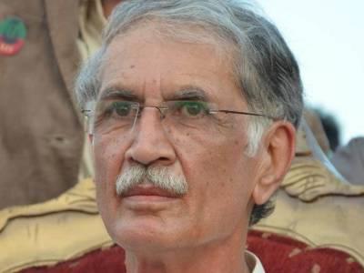 وزیراعلی خیبرپی کے پرویز خٹک کے سسر کا ختم قل