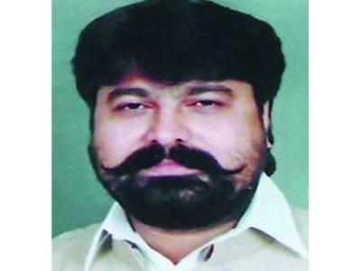 کراچی میں قیام امن کیلئے محب وطن قوتیں آگے آئیں ، علی اکبر گجر