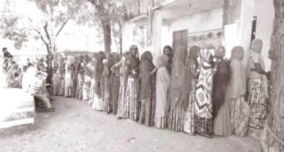 بھارت ،راجستھان کے اسمبلی انتخابات میں'ریکارڈ' ووٹنگ