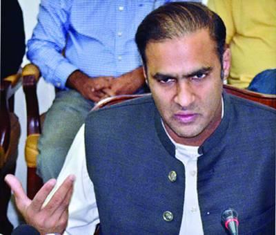 کے ای ایس سی نے ملک کا سب سے بڑا بجلی کا ڈاکہ مارا: عابد شیر علی