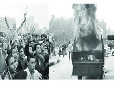 مصر : فوج پر حملے کرنے والوں کے خلاف ملٹری عدالتوں میں مقدمات چلیں گے' دستور ساز پینل نے منظوری دیدی