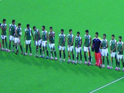 جونیئر ہاکی ورلڈ کپ میں شرکت کیلئے پاکستانی ٹیم آج بھارت جائے گی