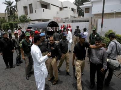 کئی علاقوں میں سرچ آپریشن 95 مشکوک افراد زیرحراست