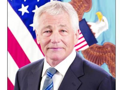 امریکی وزیر دفاع آج پاکستان پہنچیں گے نوازشریف سے افغانستان کے مسئلے پر بات ہو گی
