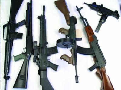 کراچی' بین الاقوامی ڈکیت گروپ کے2 ملزمان گرفتار' اسلحہ برآمد