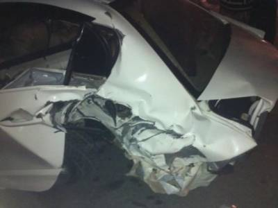 ٹریفک حادثات میں خاتون سمیت 2 افراد ہلاک