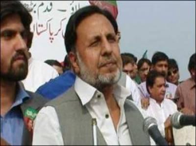 اپوزیشن لیڈر پنجاب اسمبلی محمود الرشید طبی معائنے کے بعد گھر منتقل