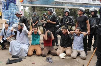 مصر: اخوان المسلمون کے حامیوں کے مظاہرے جاری' جھڑپوں میں 3 افراد جاں بحق' 265 گرفتار