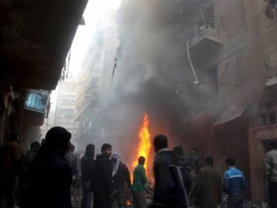 کوٹ لکھپت: گتہ فیکٹری میں آتشزدگی، 2 سکیورٹی گارڈ جھلس کر جاں بحق