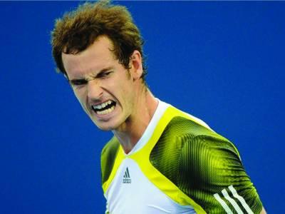 برطانوی ٹینس سٹار اینڈی مرے کو ورلڈ ٹینس چیمپئن شپ میں اپ سیٹ شکست