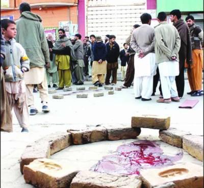 راولپنڈی: امام بارگاہ پر فائرنگ' 2 پولیس اہلکار جاں بحق' ایک زخمی