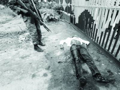 کانگو: فوجی ہیڈ کوارٹرز اور ایئرپورٹ پر حملہ ' جھڑپیں '3 سکیورٹی اہلکار'67 باغی ہلاک
