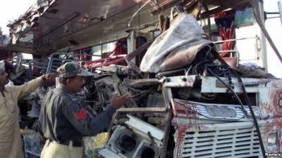 ٹریفک حادثات میں 3 افراد لقمہ اجل بن گئے '8 شدید زخمی