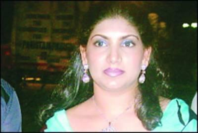 جوہر ٹاؤن: گلوکارہ سائرہ نسیم کی گاڑی پر فائرنگ، اہلخانہ سمیت محفوظ رہیں
