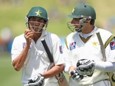 ٹیسٹ رینکنگ : پاکستانی ٹیم کی تنزلی' مصباح آٹھویں' یونس نویں پوزیشن پر آ گئے