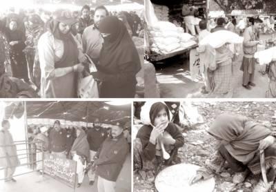 اتوار بازاروں میں غیر معیاری سبزیوں' پھلوں کی مہنگے داموں فروخت' انتظامیہ بے بس
