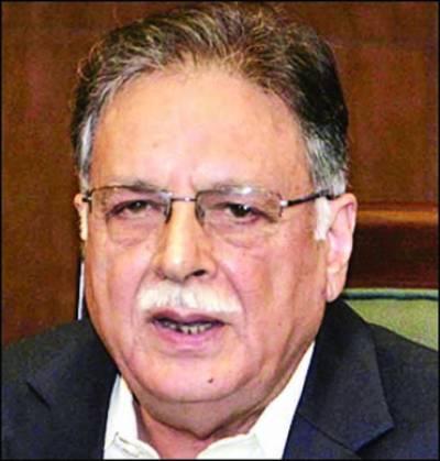 حکومت تمام غیر ریاستی' بھٹکے لوگوں کو آئین کے دائرے میں لائے گی: پرویز رشید