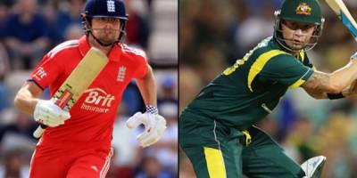 آسٹریلیا اور انگلینڈ کے درمیان چوتھا ون ڈے کرکٹ میچ آج کھیلا جائیگا