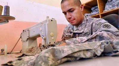 امریکہ' فوجی یونیفارم کے قوانین میں نرمی کر دی گئی