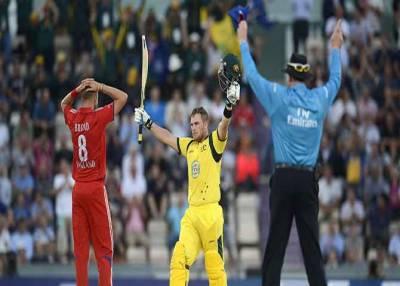 آسٹریلیا اور انگلینڈ کے درمیان دوسرا ٹی 20 میچ آج کھیلا جائے گا