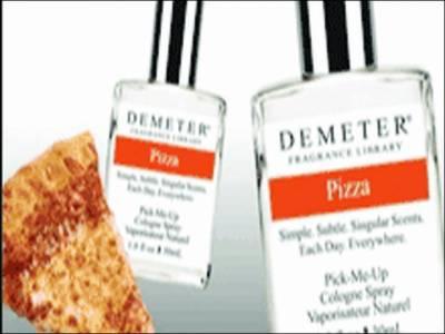 فرانس میں پیزا کی خوشبو والا پرفیوم بھی تیار کر لیا گیا