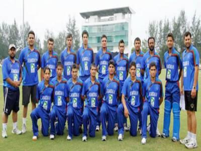 افغان انڈر 19 کرکٹ ٹیم پنجاب یونیورسٹی کیخلاف آج کھیلے گی