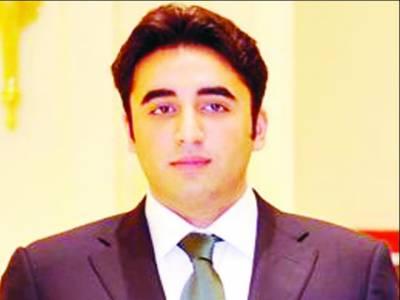 سیاسی قیادت اپنی شرائط پر مذاکرات کرے: بلاول، ٹوئٹر پیغام، انٹرویو نثار ہمارے وزیر داخلہ ہیں یا طالبان کے؟