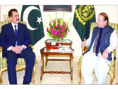 وزیراعظم سے آرمی چیف کی ملاقات، طالبان سے مذاکرات پر تبادلہ خیال
