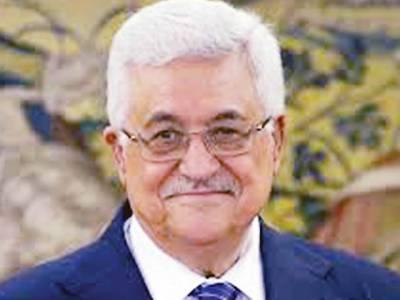مستقبل کی فلسطینی ریاست میں نیٹو افواج تعینات کی جائیں:محمود عباس کی تجویز