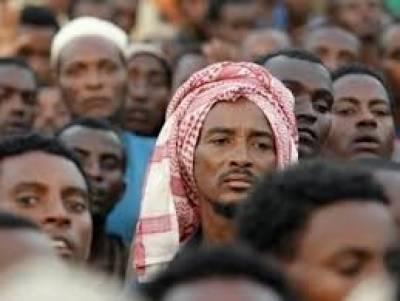 یمن: افریقی تارکین وطن کی کشتی کو حادثہ' 42 پناہ گزین ڈوب گئے