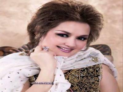 ملکہ ترنم نور جہاں کی بیٹی ظل ہما کا شوگر کا زخم بگڑ گیا، پائوں کاٹ دیا گیا
