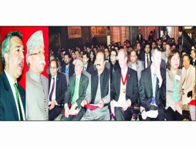 پاکستان کا مستقبل تابناک ہے، جلد ترقی یافتہ ممالک میں شامل ہوگا، رانا اقبال