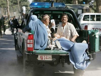 افغانستان: خودکش حملہ' خاتون اور 2 بچوں سمیت 16 جاں بحق' 40 زخمی
