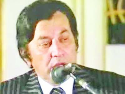 پاکستان فلم انڈسٹری کے شہنشاہ جذبات محمد علی کی 8ویں برسی آج منائی جائےگی