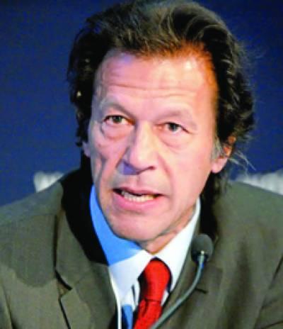 پاکستان بھارت کیخلاف جارحانہ حکمت عملی اختیار کرے: عمران خان