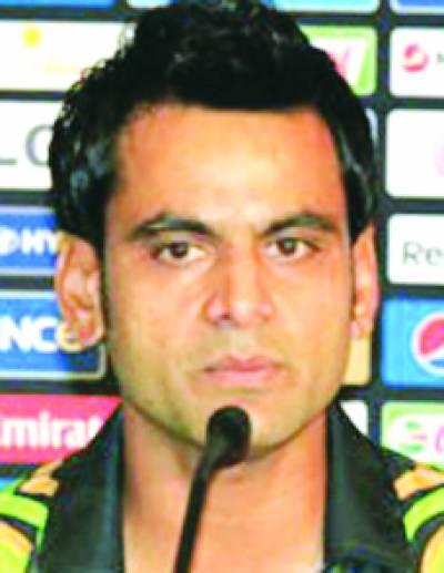 بیٹنگ لائن مضبوط'بھارت کیخلاف گیم پلان پر عمل کرینگے:محمد حفیظ