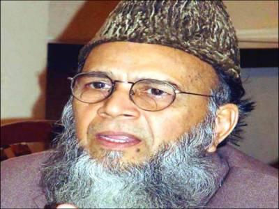 پاکستان بھارتی آبی جارحیت کے باعث تباہی کے دہانے پر پہنچ چکا: منور حسن