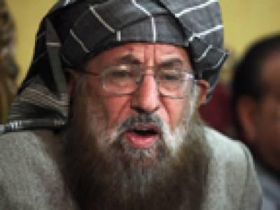 ' حکومت سنجیدہ ہے مذاکرات کیخلاف سازشیں ناکام بنا دینگے: سمیع الحق
