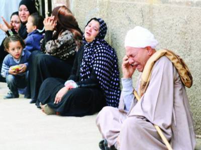 مصری عدالت نے معزول صدر مرسی کے529 حامیوں کو سرائے موت سنا دی